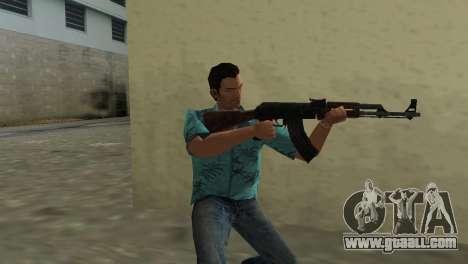 Kalashnikov Type 1 for GTA Vice City third screenshot