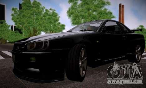 ENBSeries by Makar_SmW86 Final version for GTA San Andreas forth screenshot