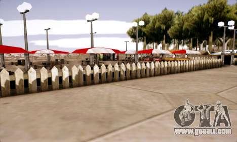 New Santa Maria Beach v1 for GTA San Andreas