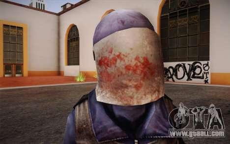 British Riot Police from Killing Floor for GTA San Andreas third screenshot