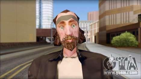 The Truth Skin for GTA San Andreas third screenshot