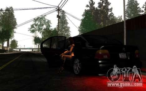 ENBSeries v5.2 Samp Editon for GTA San Andreas second screenshot