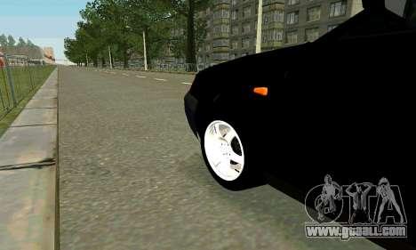 VAZ 21123 Turbo for GTA San Andreas interior