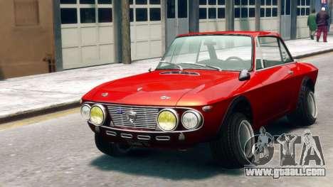 Lancia Fulvia HF for GTA 4