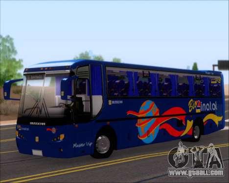 Busscar El Buss 340 Bio Linatal for GTA San Andreas wheels