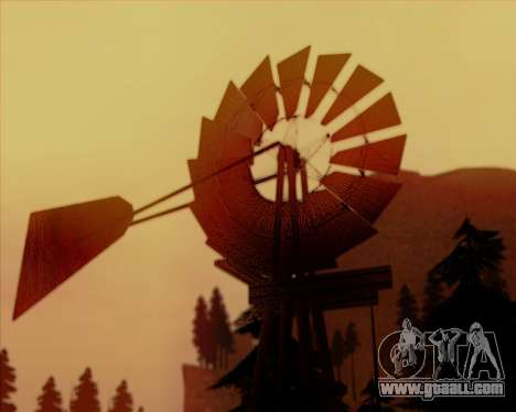 SA Ultimate Graphic Overhaul 1.0 Fix for GTA San Andreas eighth screenshot