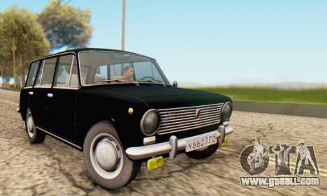 VAZ 2102 Runoff for GTA San Andreas side view