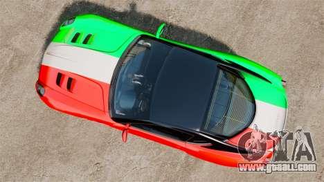 Ferrari 599 GTO PJ4 for GTA 4 right view