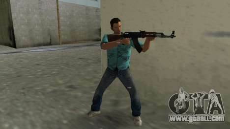 Kalashnikov Type 1 for GTA Vice City