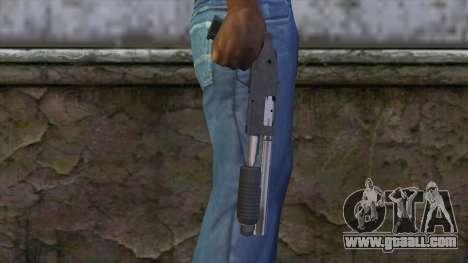 Sawnoff Shotgun from GTA 5 v2 for GTA San Andreas third screenshot
