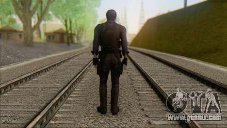 Leon .S.Kennedy v2 for GTA San Andreas second screenshot
