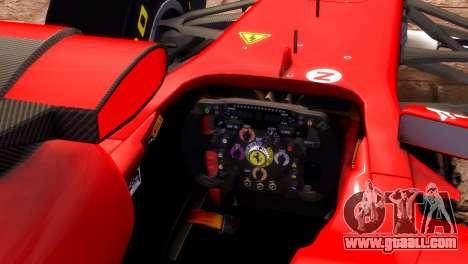Ferrari 150 Italia for GTA 4 right view