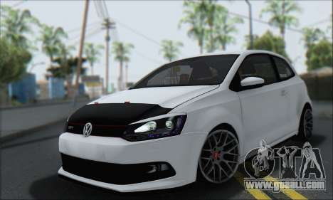 Volkswagen Polo for GTA San Andreas right view