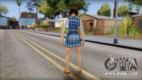 Pinky from Bully Scholarship Edition for GTA San Andreas third screenshot