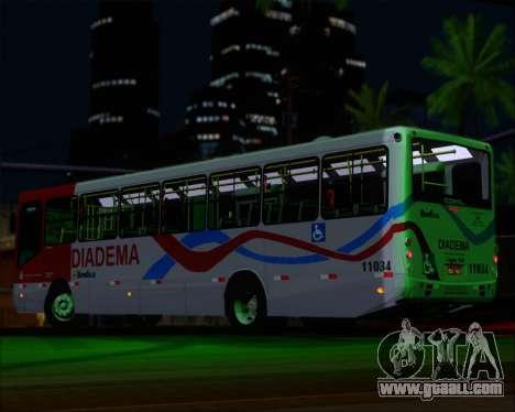 Comil Svelto 2008 Volksbus 17-2 Benfica Diadema for GTA San Andreas engine