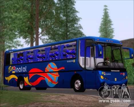 Busscar El Buss 340 Bio Linatal for GTA San Andreas left view
