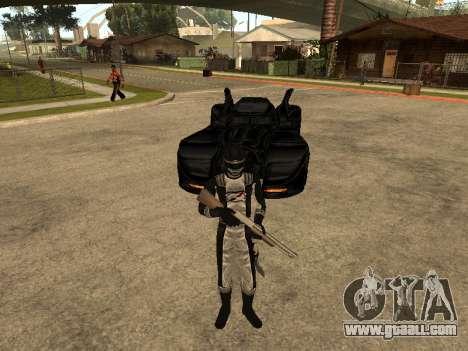 Power Rangers Operation Overdrive for GTA San Andreas sixth screenshot