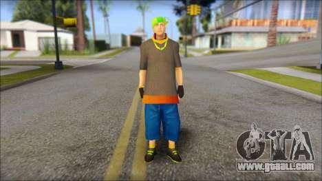 Urban DJ v3 for GTA San Andreas