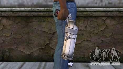 Bottle Gun from Bully Scholarship Edition for GTA San Andreas third screenshot
