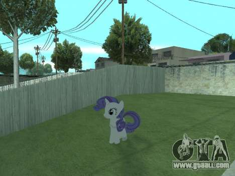 Rarity for GTA San Andreas seventh screenshot