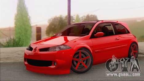 Renault Megane II HatchBack for GTA San Andreas