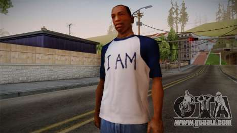 Owl City T-Shirt for GTA San Andreas