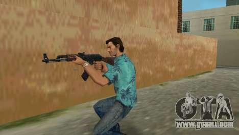 Kalashnikov Type 1 for GTA Vice City forth screenshot