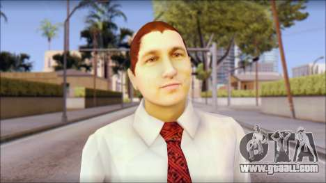 Dean from Good Charlotte for GTA San Andreas third screenshot