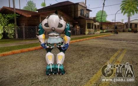 White Elite v2 for GTA San Andreas second screenshot