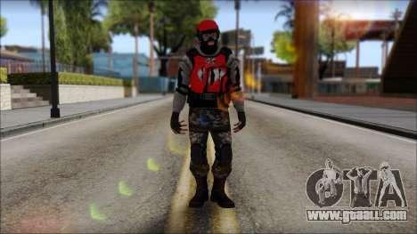 Peng Thug for GTA San Andreas second screenshot