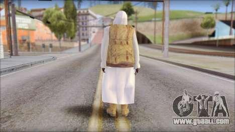 Arabian Skin for GTA San Andreas second screenshot
