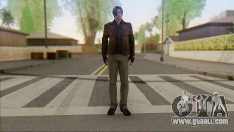 Leon .S.Kennedy v1 for GTA San Andreas