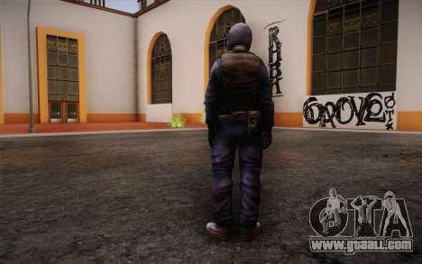 British Riot Police from Killing Floor for GTA San Andreas second screenshot
