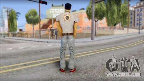 Serious Sam for GTA San Andreas second screenshot