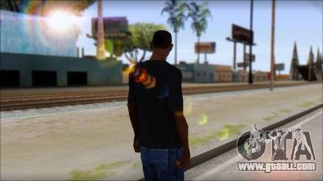 Undertaker T-Shirt v2 for GTA San Andreas second screenshot