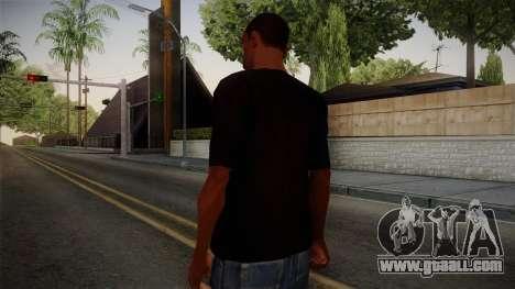 Plants versus Zombies T-Shirt for GTA San Andreas second screenshot