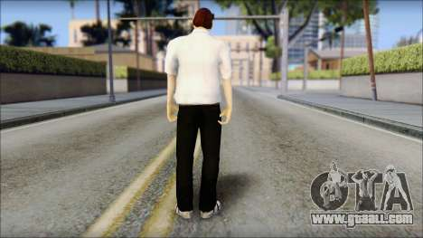Dean from Good Charlotte for GTA San Andreas second screenshot