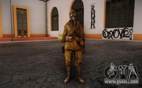 Nikolai from Killing Floor for GTA San Andreas