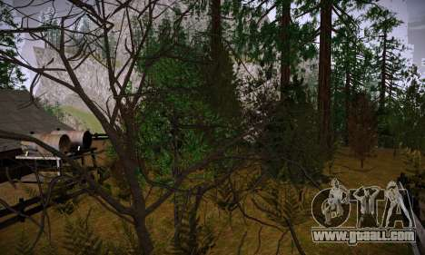 ENBSeries by Makar_SmW86 Final version for GTA San Andreas second screenshot
