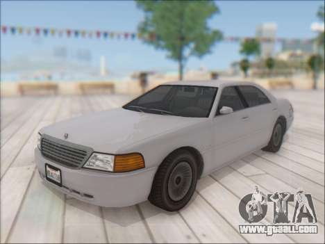 Admiral from GTA 4 for GTA San Andreas