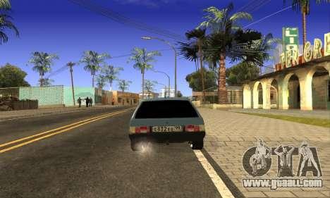ZAZ Tavria for GTA San Andreas left view