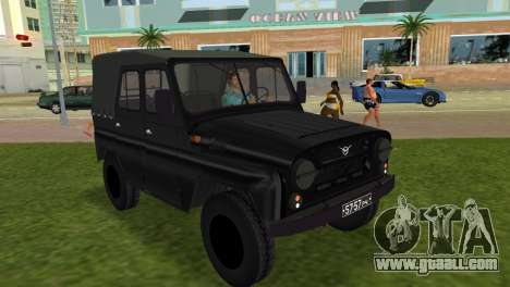 UAZ 496 for GTA Vice City