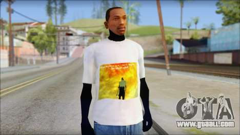 Monster von Back O Beyond T-Shirt for GTA San Andreas
