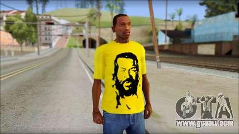 Bud Spencer And DAnusKO T-Shirt for GTA San Andreas