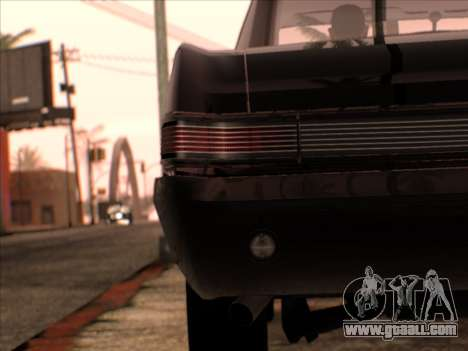 Lime ENB v1.1 for GTA San Andreas eighth screenshot