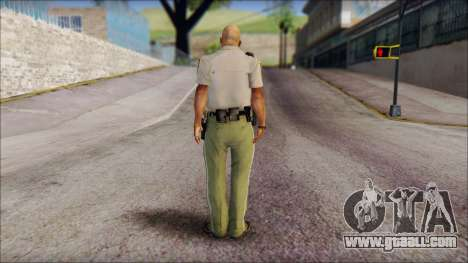 James Wheeler from Silent Hill Homecoming for GTA San Andreas second screenshot