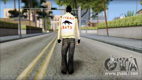 Joel from Good Charlotte for GTA San Andreas second screenshot