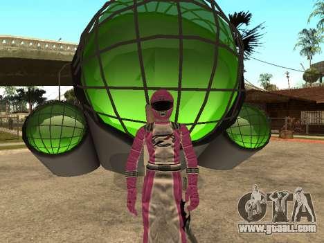Power Rangers Operation Overdrive for GTA San Andreas ninth screenshot