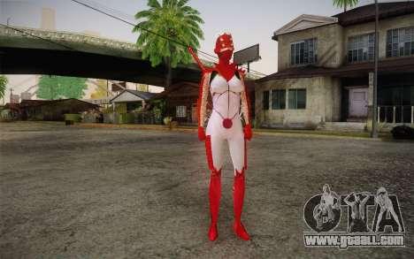 Hibana from Nigthshade of Shinobi for GTA San Andreas second screenshot