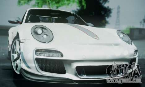 Porsche 911 GT3 RS4.0 2011 for GTA San Andreas side view